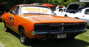 Classic car insurance for a 1969 Dodge Charger