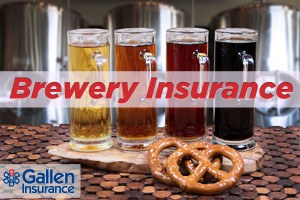 Craft brewery insurance from Gallen Insurance in Reading, PA