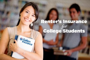 Renter's Insurance for College Students