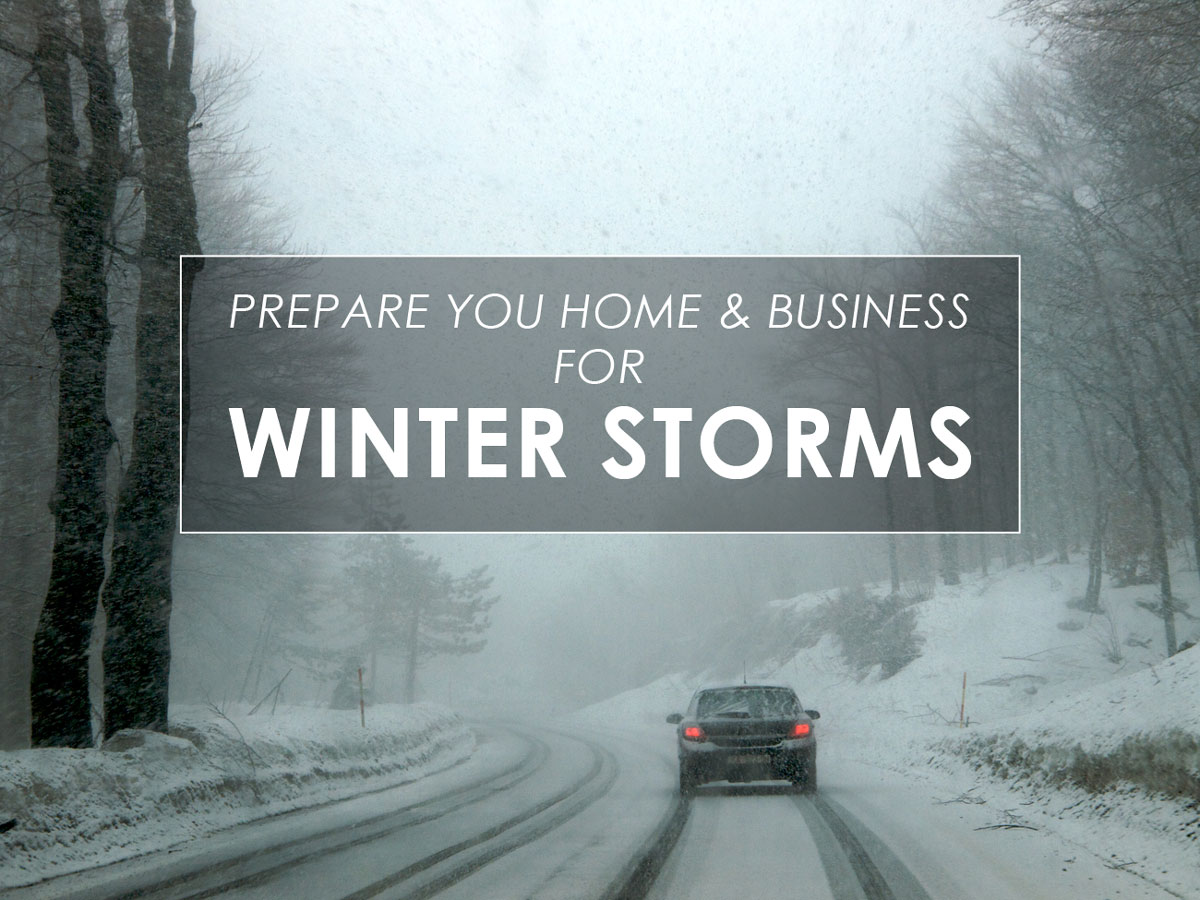 Winter Weather Checklists Be Prepared During Storm Season